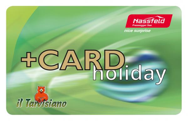 +CARD holiday
