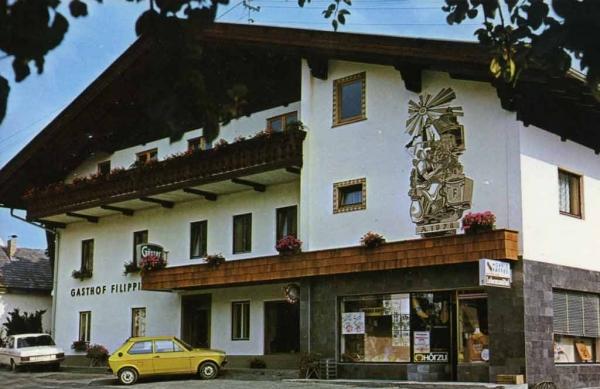 Umbau 1978